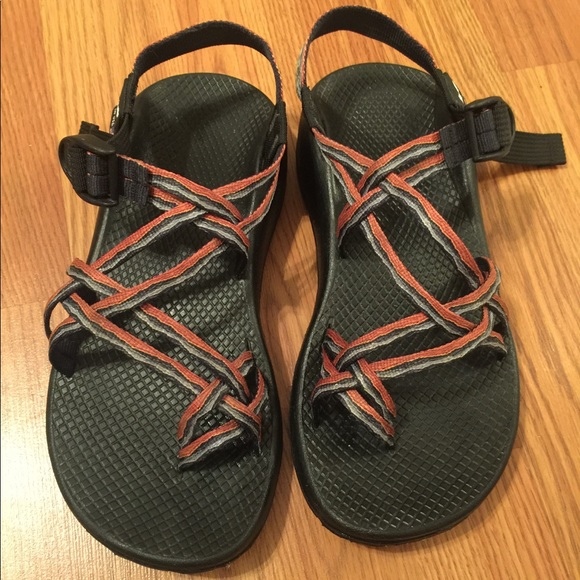 48631a116f45 Chaco Shoes - Custom Chaco ZX 2 Sandals Great Smoky Mountains